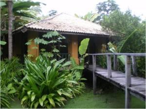 Bangalô luxo